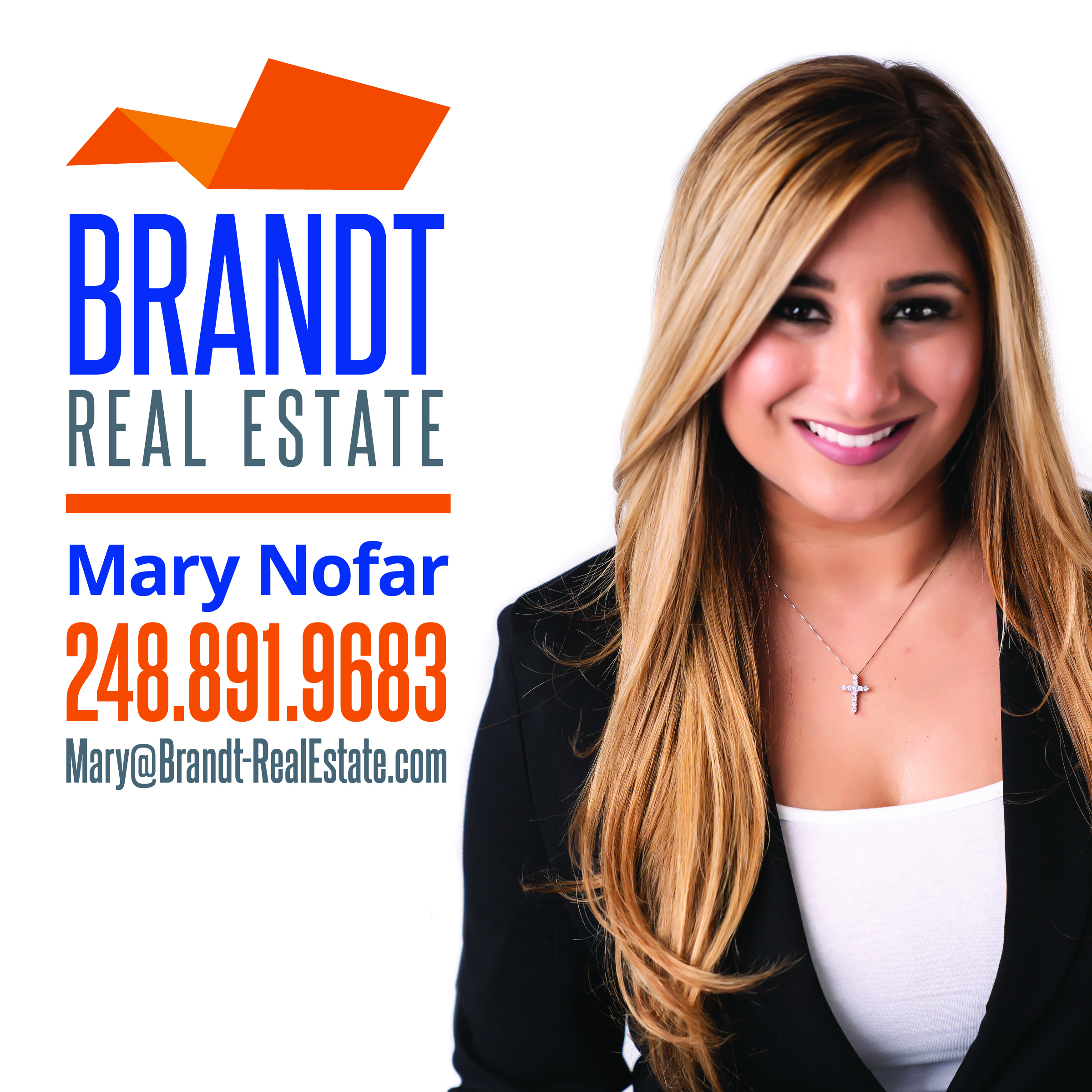 Mary Nofar - Brandt Real Estate